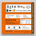 Bite Me Orange Label