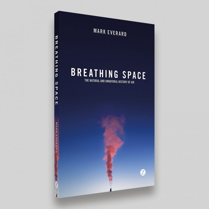 Breathing Space Book Cover