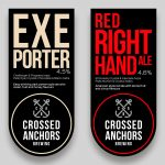 Exe Porter and Red Right Hand Pump Clips