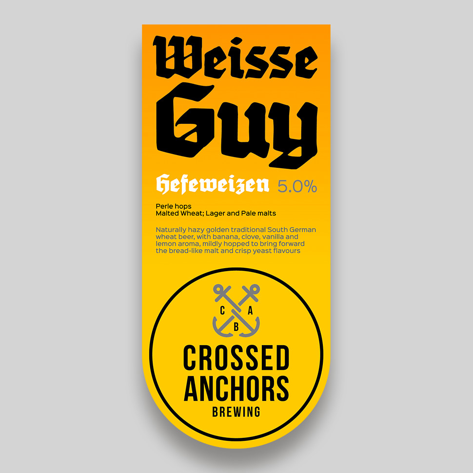Weisse Guy Pump Clip