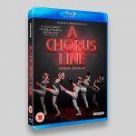 A Chorus Line Blu-ray Sleeve