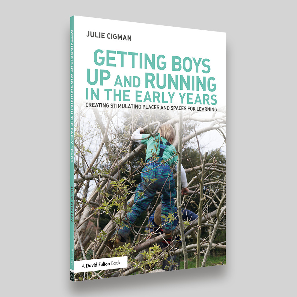 Getting Boys Up And Running – David Fulton