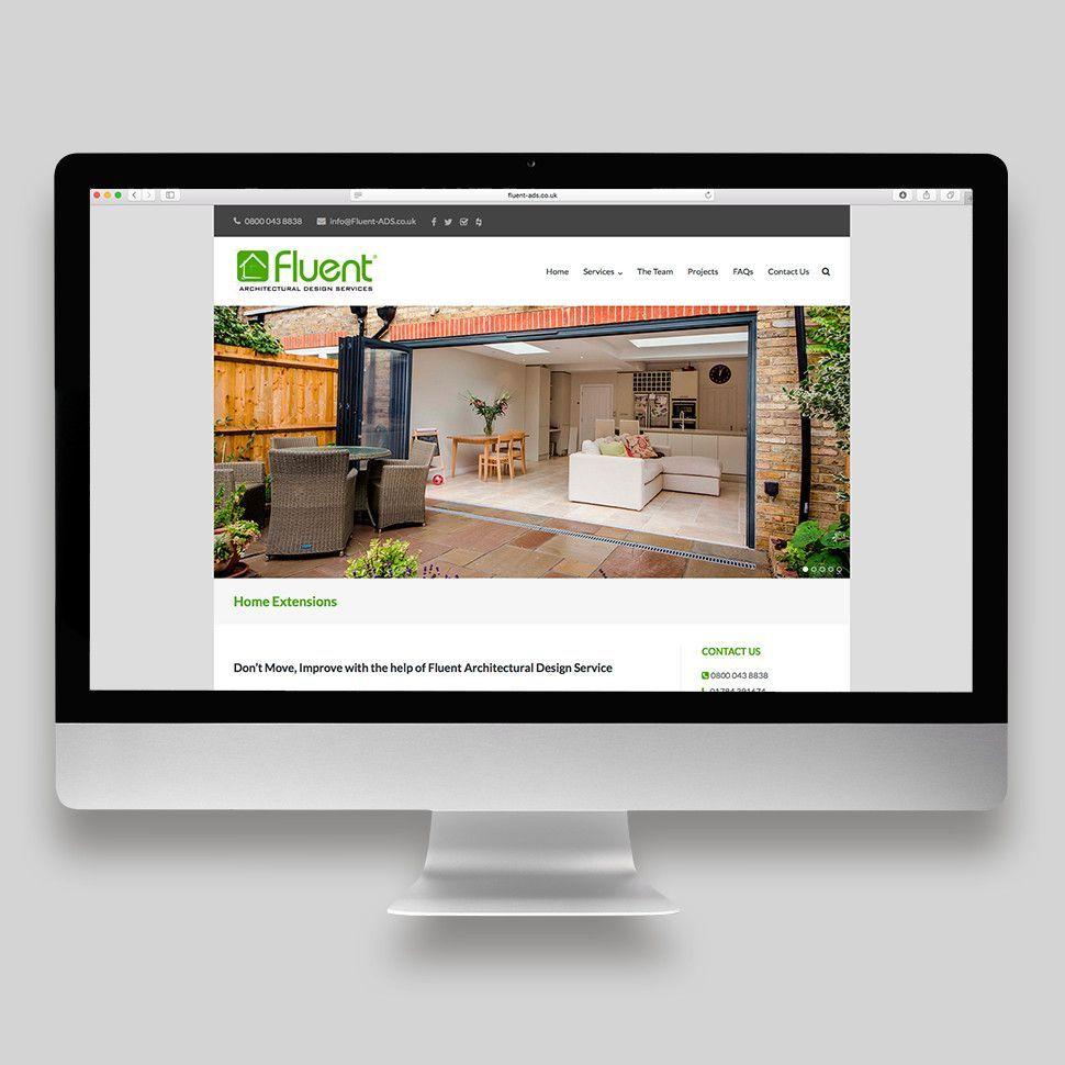 Fluent architectural design services website rogue four for Ads architectural design services
