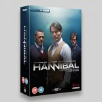 Hannibal Season 1-3 Boxset DVD Slipcase