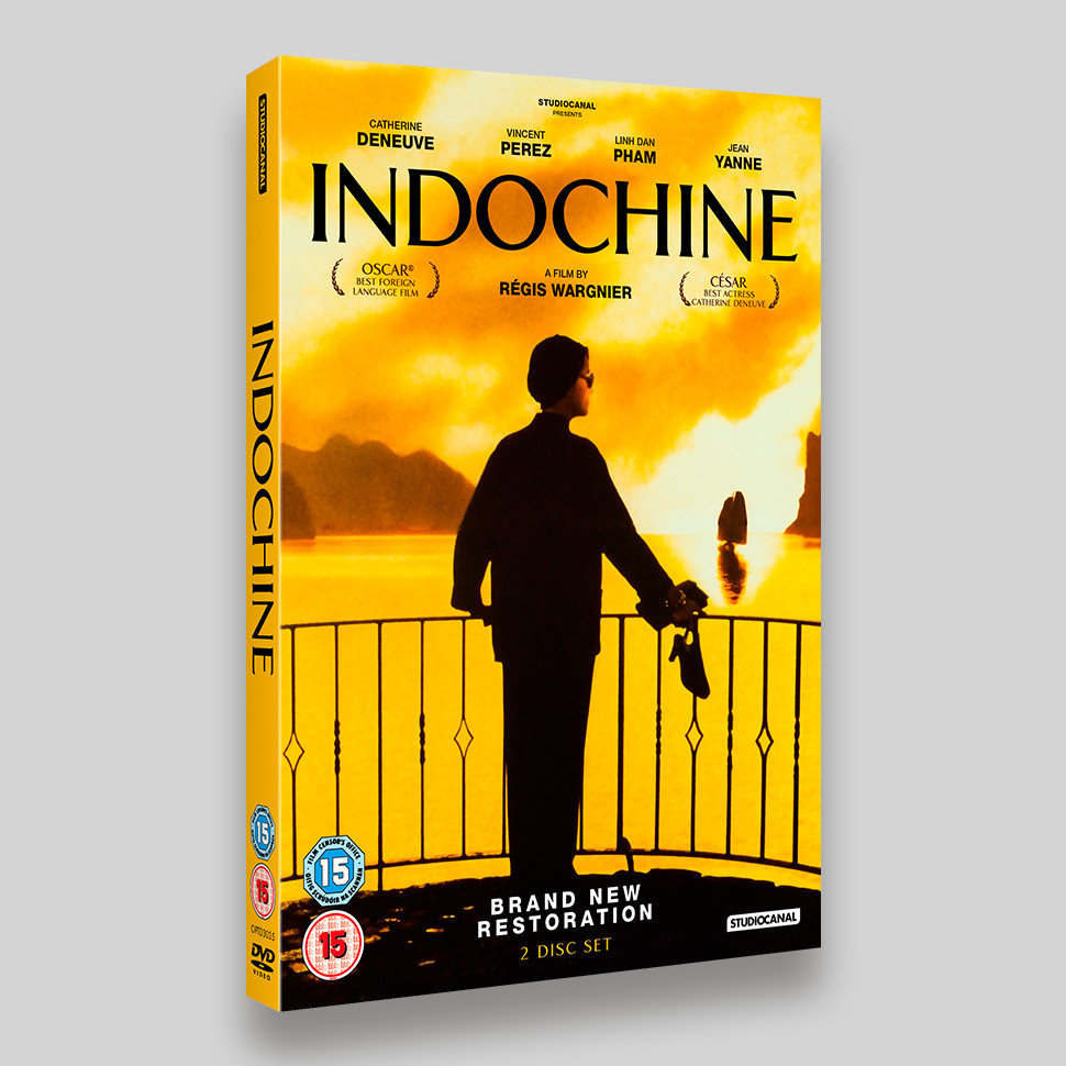 Indochine DVD O-ring Packaging