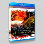 Lion In Winter Blu-ray Packaging