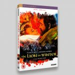 Lion In Winter DVD Packaging