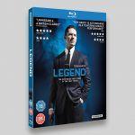 Legend Blu-ray Lenticular O-ring Packaging Reggie