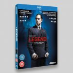 Legend Blu-ray Lenticular O-ring Packaging Ronnie