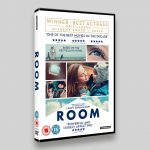 Room DVD Packaging