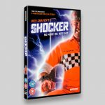 Shocker DVD Packaging