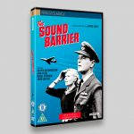 The Sound Barrier DVD packaging