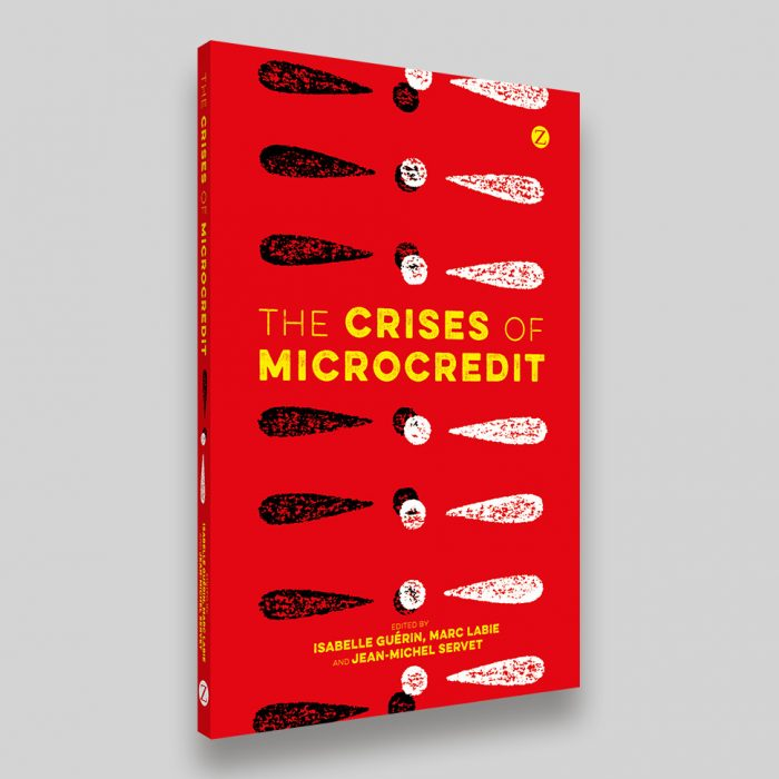 The Crises Of Microcredit Book Cover