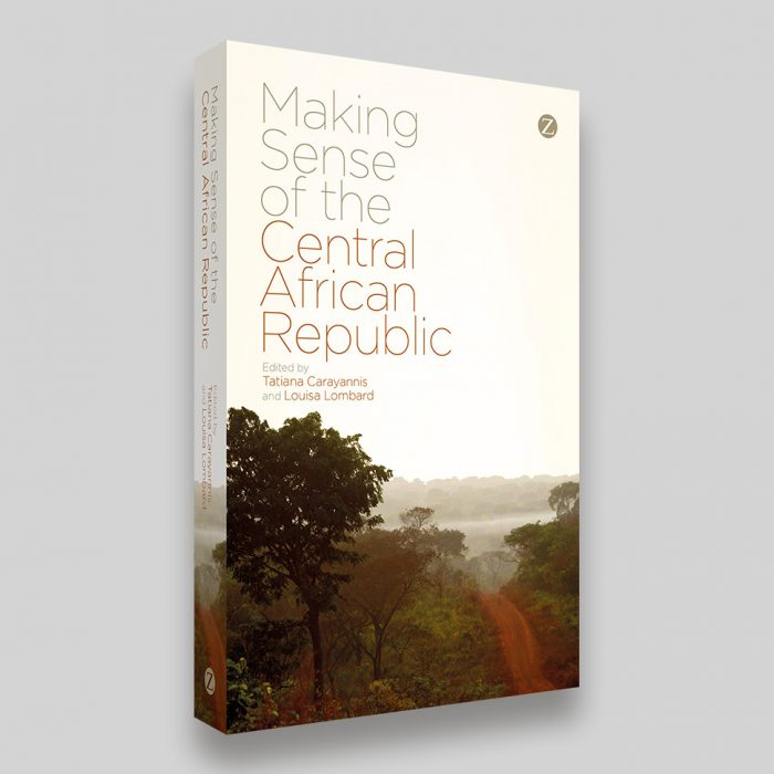 Making Sense of the Central African Republic Book Cover