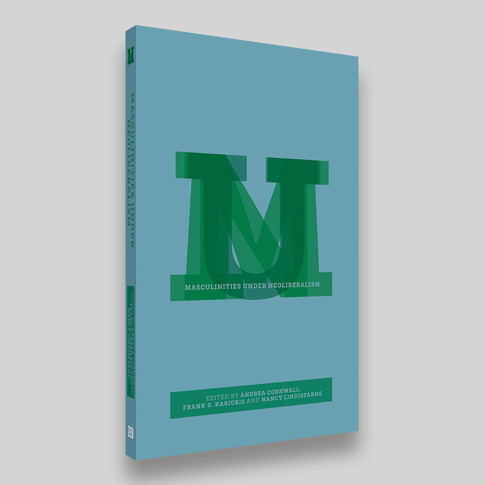 Masculinities Under Development Book Cover