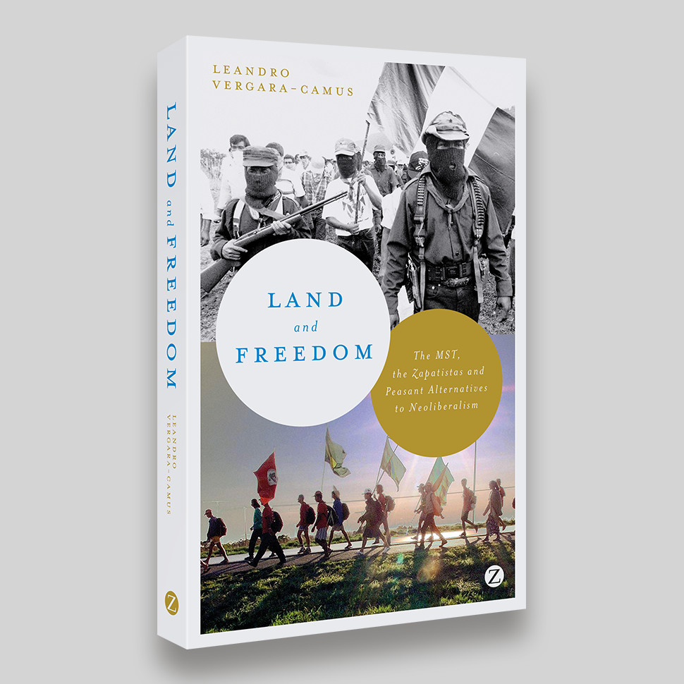 Land And Freedom Book Cover