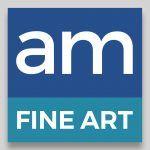 Anthony Mortimer Square Logo Design