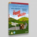 The Proud Valley DVD O-ring Packaging