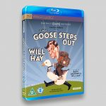 The Goose Steps Out Blu-ray Packaging