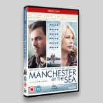 Manchester By The Sea DVD Rental Packaging