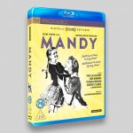 Mandy Blu-Ray Packaging