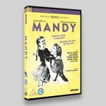 Mandy DVD Packaging