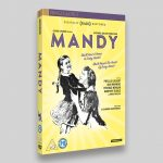 Mandy DVD O-ring Packaging