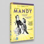 Mandy DVD O-ring Packaging