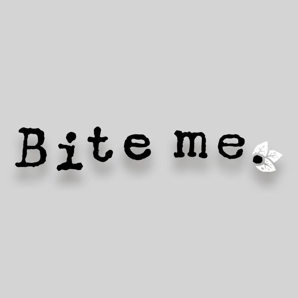 Bite Me Logo