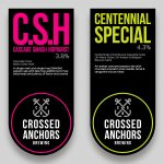 Cascade Smash Hopburst and Centennial Special Pump Clips