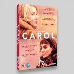 Carol DVD O-ring Packaging