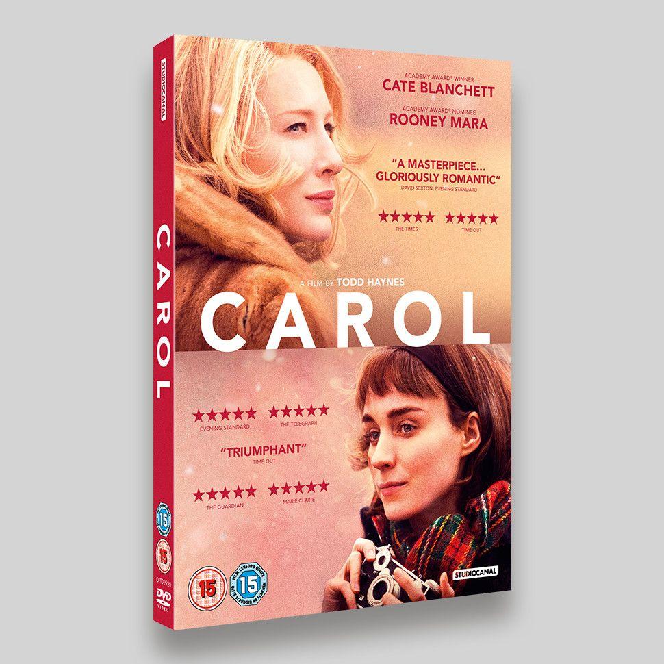 Carol DVD O-ring Packaging
