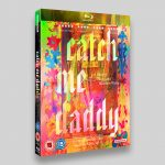 Catch Me Daddy Blu-ray O-ring Packaging