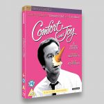 Comfort and Joy Blu-ray O-ring Packaging