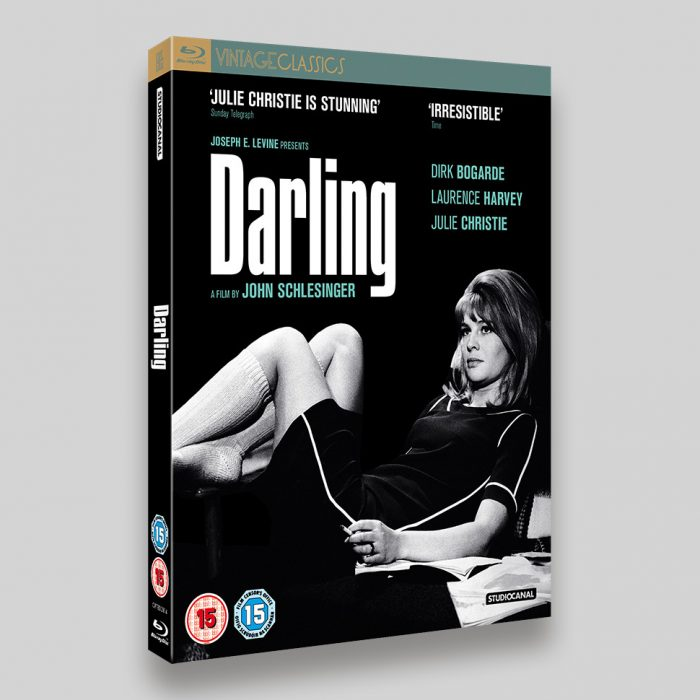 Darling Blu-ray O-ring Packaging