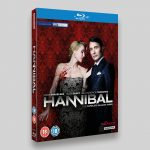 Hannibal Season 3 Blu-ray Slipcase Packaging
