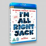 I'm All Right Jack Blu-ray Packaging