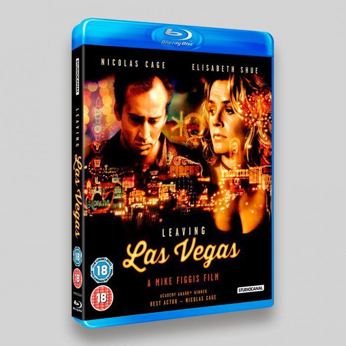 Leaving Las Vegas Blu-ray Packaging