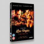 Leaving Las Vegas DVD Packaging