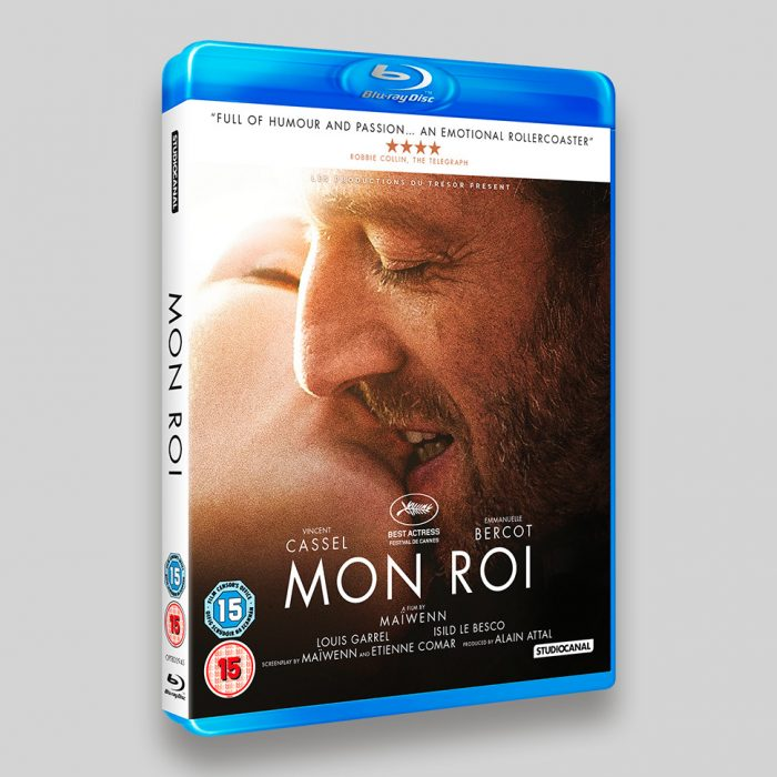 Mon Roi Blu-ray Packaging