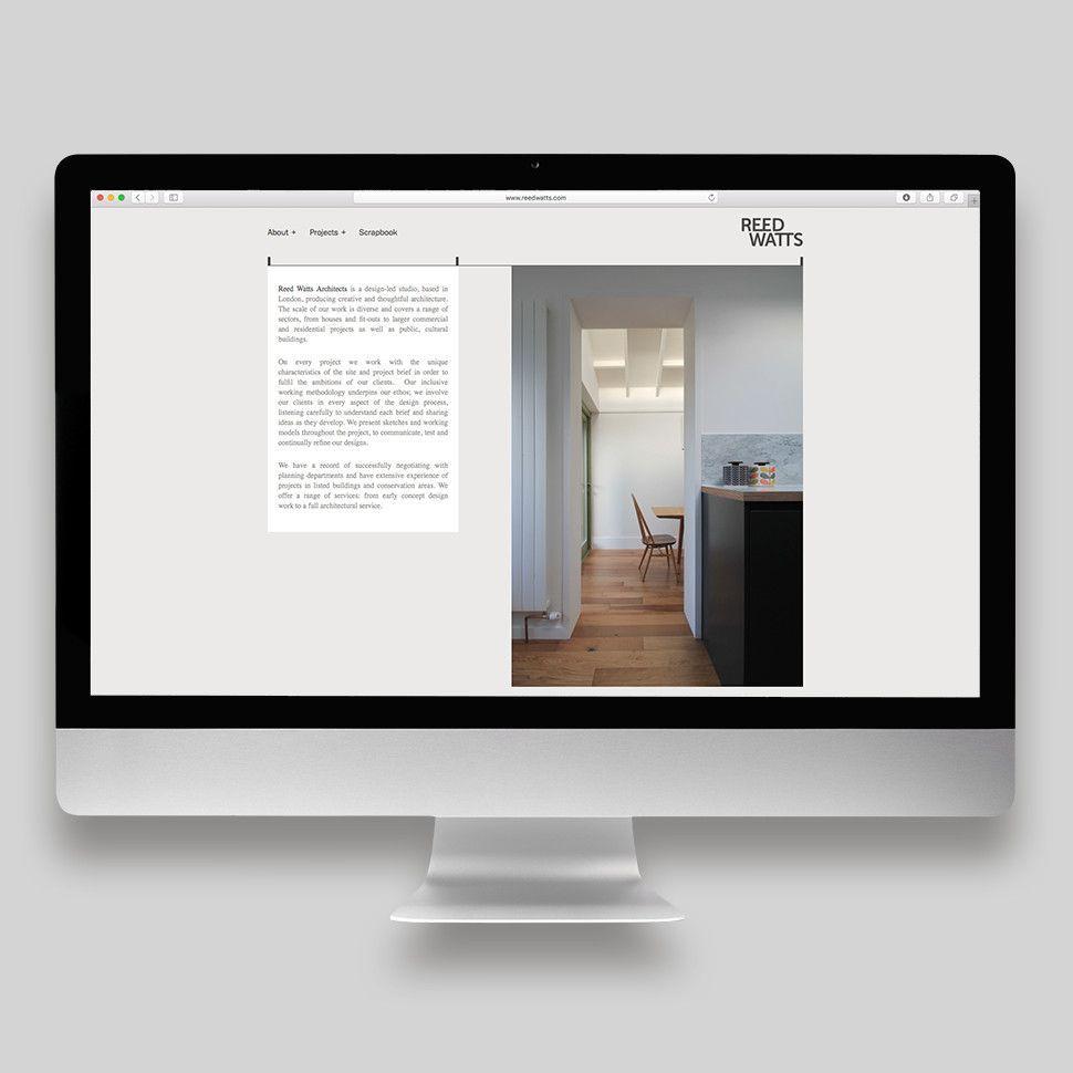 Reed Watts Website