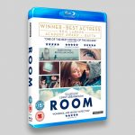 Room Blu-ray Packaging