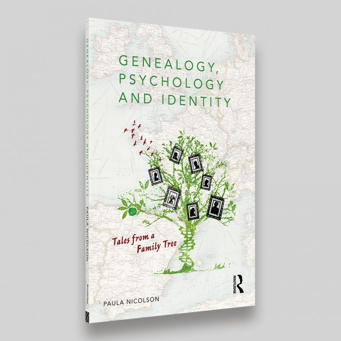 Genealogy, Psychology and Identity book cover