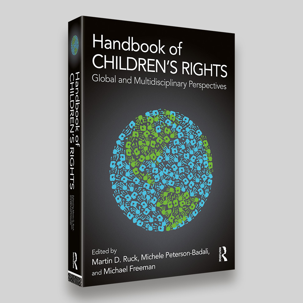 Handbook Of Children's Rights Book Cover