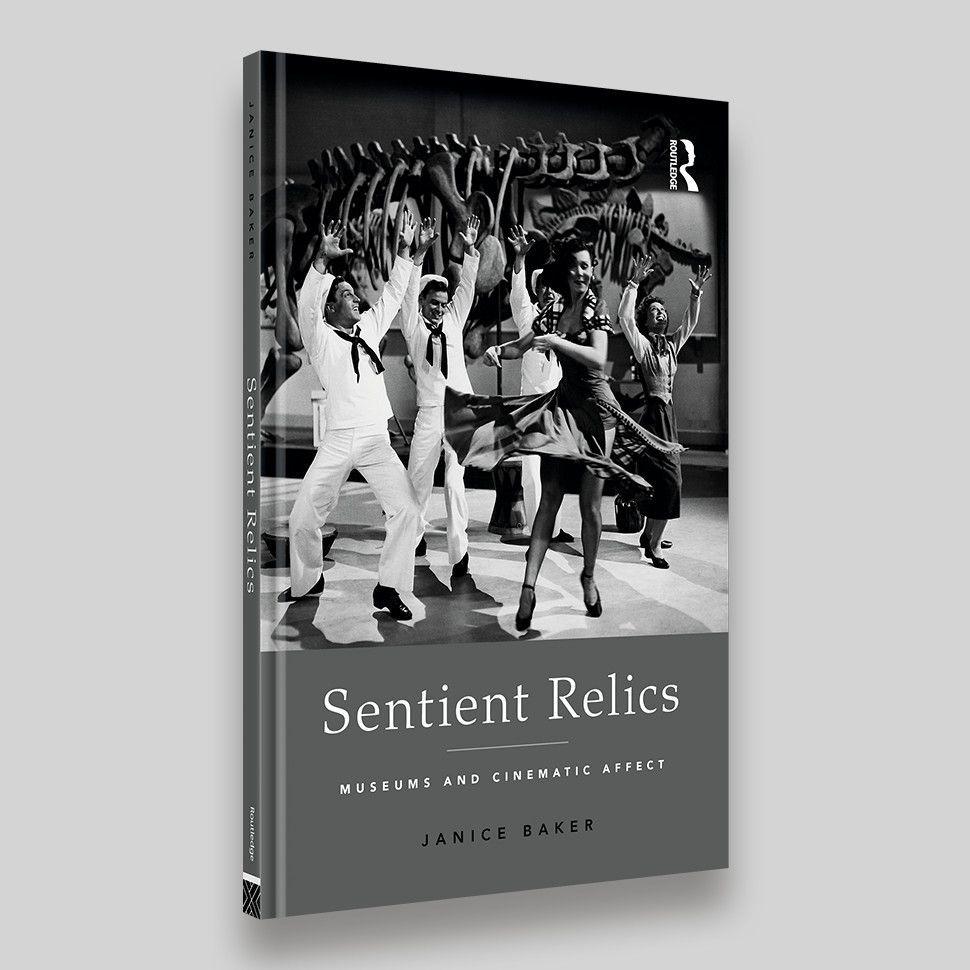 Sentient Relics Book Cover
