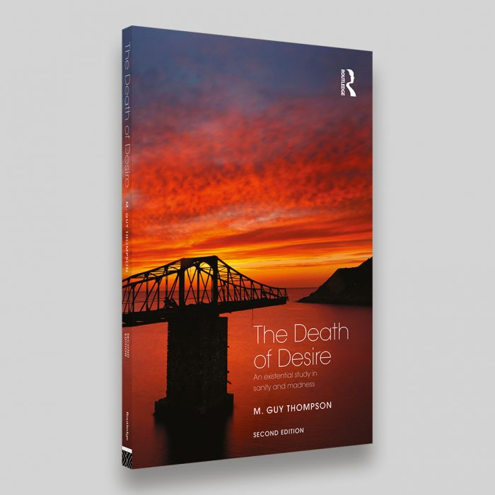 The Death Of Desire Book Cover