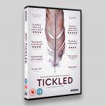 Tickled DVD Packaging