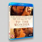 To The Wonder Blu-ray Packaging
