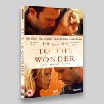 To The Wonder DVD O-ring Packaging