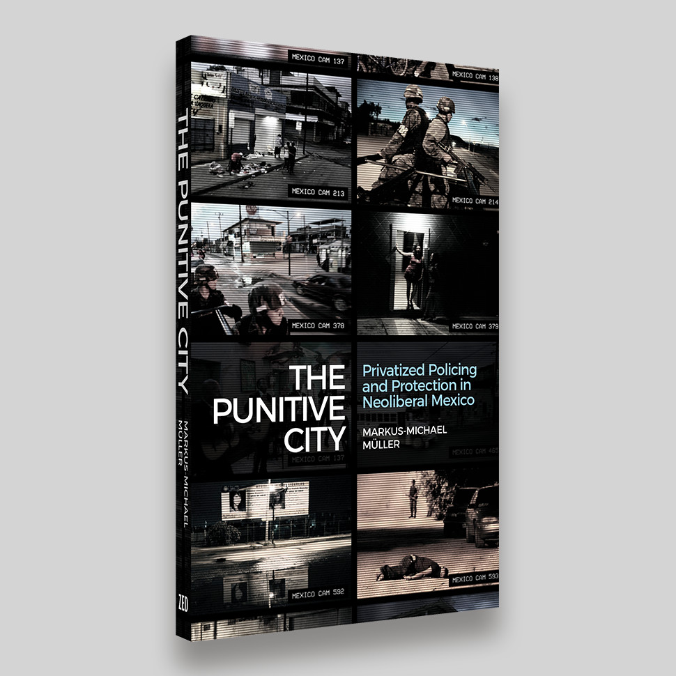 The Punitive City Book Cover